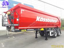 Semi remorque Kässbohrer SKS B 27 Tipper benne occasion