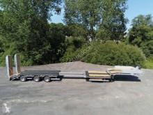 半挂车 机械设备运输车 Faymonville