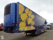 semi remorque Fruehauf FLOWER TRAILER + CARRIER + HEATER + LIFT