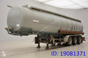 Trailor tanker semi-trailer Tank 37769 liter
