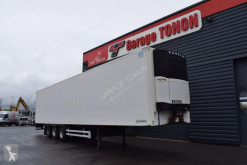 Lamberet multi temperature refrigerated semi-trailer FRIGORIFIQUE CARRIER VECTOR 1800