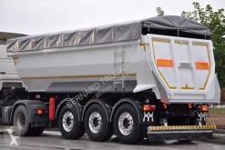 Cbfr construction dump semi-trailer