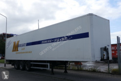 Semi remorque fourgon System Trailers PRS27 BOXTRAILER WITH LOADLIFT/LAADKLEP