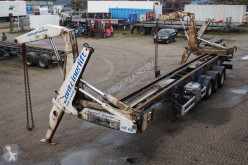 semi remorque Steelbro Side loader 40ft / 2x 20ft. / With Engine