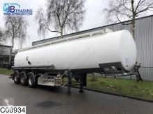 semi remorque Trailor Fuel 37629 Liter, 4 Compartments, 0,44 bar