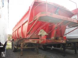 Semitrailer Metaco Non spécifié vagn för stengrundsläggning begagnad