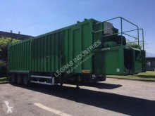 Legras self discharger semi-trailer