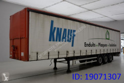 Berger Tautliner semi-trailer used tautliner