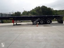 trailer platte bak IJzertransport TecnoKar Trailers