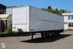 Samro refrigerated semi-trailer Carrier Maxima 1300 + Strom / LBW/ Pal-kasten