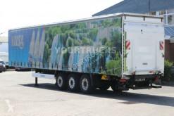 Sættevogn Krone Plane Standard/Code XL/Getränke Zertifikat/LBW!! palletransport brugt