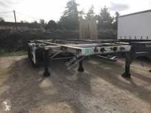 Semirimorchio portacontainers General Trailers ADR CITERNE