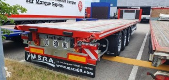 Lecitrailer Plateau Full Specs Porte-Containers Renforcé KTL semi-trailer new flatbed