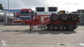 Semitrailer Van Hool CONTAINER TRAILER containertransport begagnad