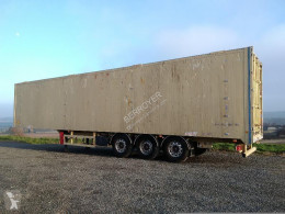 Benalu moving floor semi-trailer