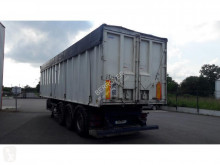Benalu Aluminium semi-trailer used cereal tipper