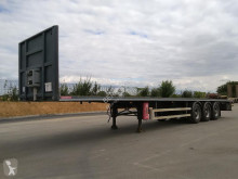 Fruehauf Droit semi-trailer used flatbed