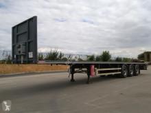 Fruehauf flatbed semi-trailer Droit