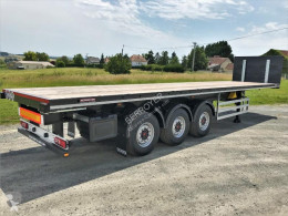 Berroyer flatbed semi-trailer Droit