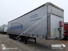 Yarı römork Schmitz Cargobull Lona para empurrar Mega