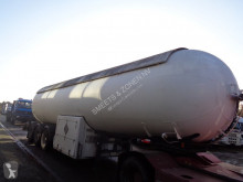 semi remorque Robine Oplegger gastank 50 0000I GAS propane