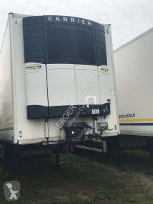 Aubineau semi-trailer used multi temperature refrigerated