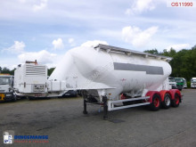 Spitzer半挂车 Powder tank alu 34 m3 / 1 comp + engine/compressor