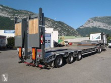 Castera porte-engins 3 essieux DISPO semi-trailer new heavy equipment transport