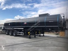 Coder Tar tanker semi-trailer HFO 38