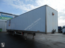 semi remorque General Trailers Closed Box -
