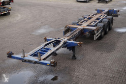 Pacton Container Chassis 45ft. / Multi / Lift axle semi-trailer