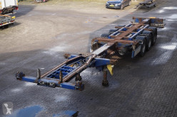 semirimorchio Pacton Container chassis 45ft. / Multi / Lift axle