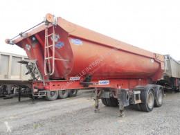 Semitrailer vagn för stengrundsläggning Kaiser Non spécifié