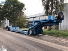 Nicolas Lowbed 76000 KG, 2,50 mtr Extendable, 3,5 inch/Duim kingpin, Lowbed, B 2,74 semi-trailer used heavy equipment transport