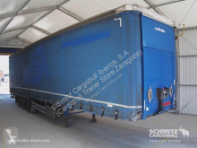 Lecitrailer Curtainsider Mega Taillift semi-trailer
