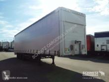 Yarı römork Schmitz Cargobull Rideaux Coulissant Mega