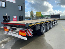 Kässbohrer SPS semi-trailer new flatbed