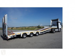 MAX Trailer heavy equipment transport semi-trailer Surbaissé
