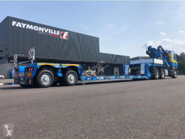 Faymonville Extra-surbaissé semi-trailer new heavy equipment transport