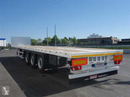 MAX Trailer flatbed semi-trailer Droit