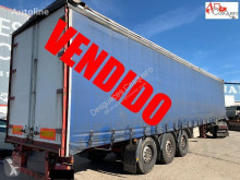 Leciñena AR13600 semi-trailer used tautliner