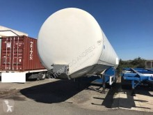 Indox semi-trailer used tanker