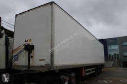 Samro FOURGON + Laadklep/Hayon 2000 kg semi-trailer used box