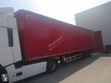 Fruehauf tautliner semi-trailer MAXISPEED