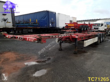 Semi remorque Krone Container Transport porte containers occasion