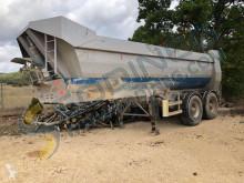 Semi Benne Basculante semi-trailer used tipper