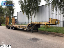 Kaiser Lowbed 57000 KG, Steel suspension, Lowbed, B 2,53 + 2 x 0,25 mtr semi-trailer used heavy equipment transport