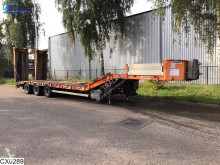 Semi remorque porte engins Robuste Kaiser Lowbed 45000 KG, Steel suspension, Winch, Lowbed, B 2.52 + 2x 0.23 mtr