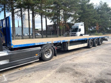 naczepa General Trailers 3-AS MEGA FLATBED / PLATTE TRAILER / PLATEAU - SMB - 445/45R19.5 - AIR SUSPENSION