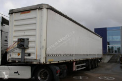 Semirimorchio furgone Fruehauf Bordwand + schuibache ( 3x - zijkant + dak )+ laadklep